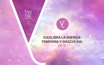 """Masterclass """"Cómo equilibrar tu energía masculina y femenina"""""""