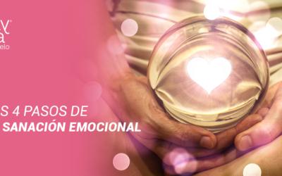"""Miniserie """"Los 4 pasos de la Sanación Emocional"""""""