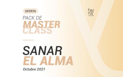 """Pack especial """"Sanar el Alma"""""""