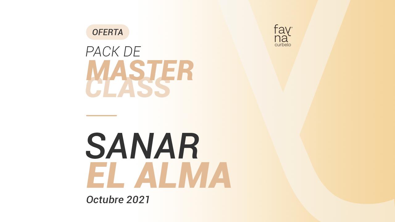 Pack SANAR EL ALMA